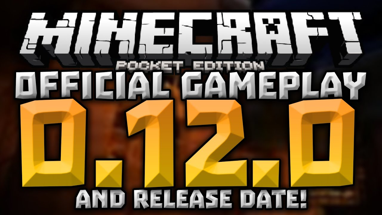 'Minecraft: Pocket Edition' 0.12 Update Is Out! Go Build!