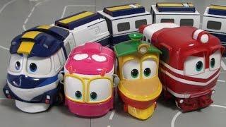 Video 로봇트레인 기차 변신 장난감  Robot Trains Toys Transformation MP3, 3GP, MP4, WEBM, AVI, FLV Oktober 2018