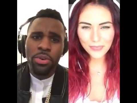 Jason Derulo & Esra - Want To Want Me      Smule Duet