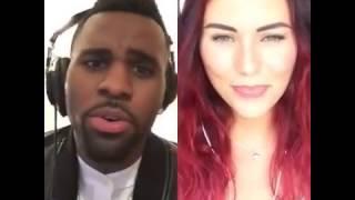 Video Jason Derulo & Esra - Want To Want Me      Smule Duet MP3, 3GP, MP4, WEBM, AVI, FLV April 2019