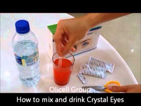 Cellglo Krystal Mata - 2 Boxes