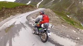 GoPro: Himalayan 4,500km Adventure