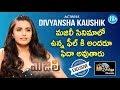 Majili Movie Actress Divyansha Kaushik Exclusive Interview || Talking Movies With iDream