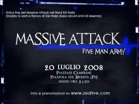 Tekst piosenki Massive Attack - Five Man Army po polsku