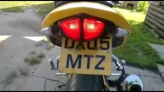 7. Triumph Daytona 650cc/2005
