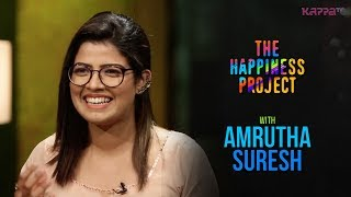 Video Amrutha Suresh - The Happiness Project - KappaTV MP3, 3GP, MP4, WEBM, AVI, FLV Desember 2018