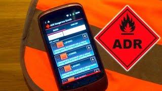 ADR Dangerous Goods YouTube video