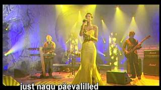Laura - Sunflowers (Eesti NF 2007)