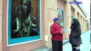 Stars Of Ethiopia Outdoor Exhibition At New York University Interview By Tadias Magazine