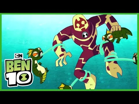 Ben 10 | Ben VS Monsters (Hindi) | Cartoon Network