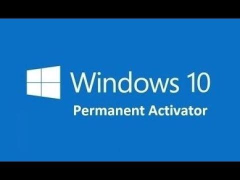 Windows 10 Permanent Activator Easiest Way