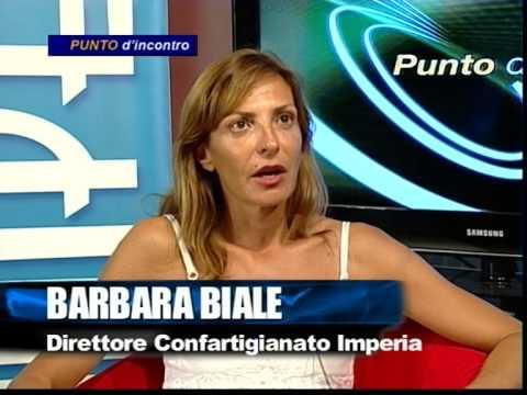 PUNTO D'INCONTRO: BARBARA BIALE