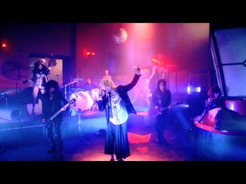 D'ERLANGER「バライロノセカイ-Le monde de la rose-」(MUSIC VIDEO)