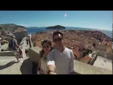 Croatia - My wife and I were married on September 7, 2013 in Atlanta, GA and decided to have our honeymoon in Croatia! We spent two weeks traveling to Split, Krka NP, ...