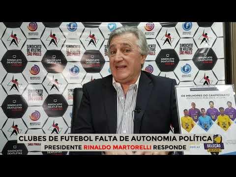 CLUBES DE FUTEBOL - FALTA DE AUTONOMIA POLÍTICA