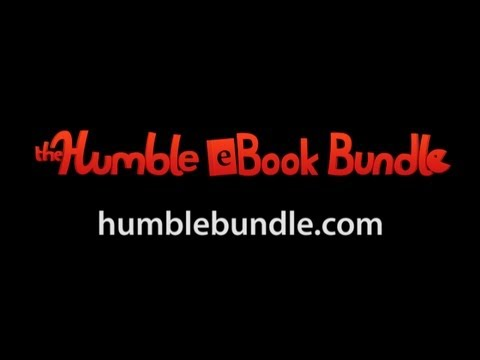 0 Humble Bundle lanza su primer paquete de eBooks