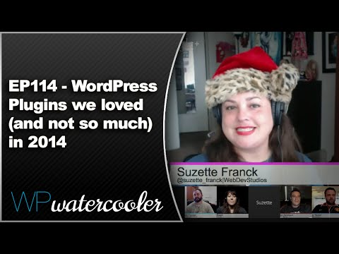 EP114 – WordPress Plugins we loved (and not so much) in 2014
