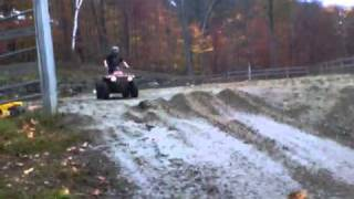 8. ARCTIC CAT ATV 300 JUMPS!!