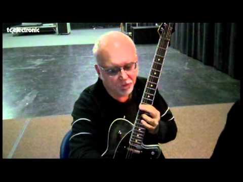 Reeves Gabrels creates a flanger TonePrint