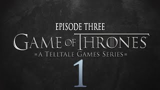 Cry Plays: Game of Thrones [Telltale] [Ep3] [P1]
