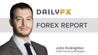 GBP/USD - Forex Trading Video:  Expect GBP/USD Volatility to Stick with UK Jobs and US CPI on Tap