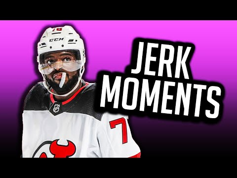 PK Subban/Top Jerk Moments