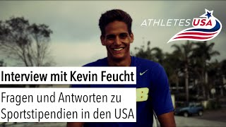 Feucht Germany  city images : Interview mit Kevin Feucht (UCSB) | Athletes USA