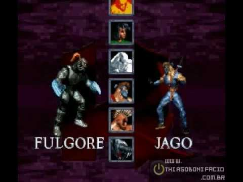 killer instinct super nintendo astuce