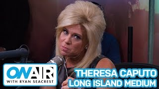 Video Theresa Caputo Connects With Spirit of A Murdered Father  | On Air with Ryan Seacrest MP3, 3GP, MP4, WEBM, AVI, FLV Desember 2018