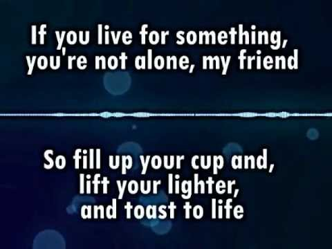 Ludacris- Rest Of My Life feat. Usher & David Guetta [OFFICIAL LYRICS]