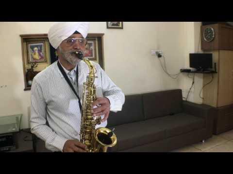 Video Mere Naina Sawan Bhadon / Saxophone Cover / Manjit Singh download in MP3, 3GP, MP4, WEBM, AVI, FLV January 2017
