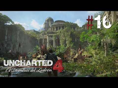 UNCHARTED 4 - #16 GUERRA INTERNA