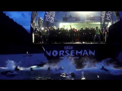 Norseman 2013 - Blowing in the Wind