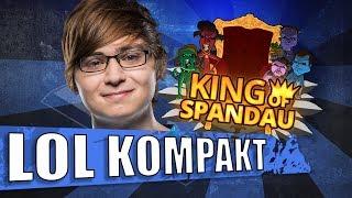 Sneakys 1000. Kill & King of Spandau Finals! - LOL Kompakt mit BehaartmitBart Video
