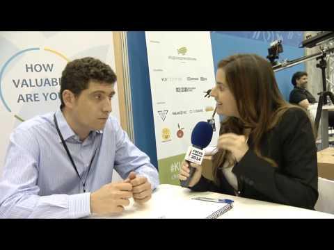 Entrevista a Nacho Mas en el #DPECV2014