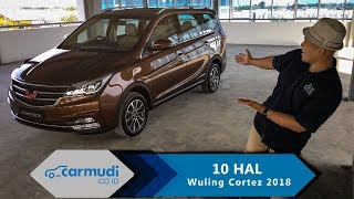Video Wuling Cortez 2018 Indonesia - 10 HAL yang Perlu Diketahui MP3, 3GP, MP4, WEBM, AVI, FLV November 2018