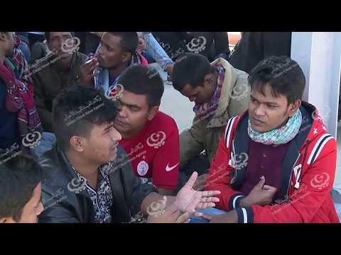إنقاذ 138 مهاجر قبال سواحل القره بولي