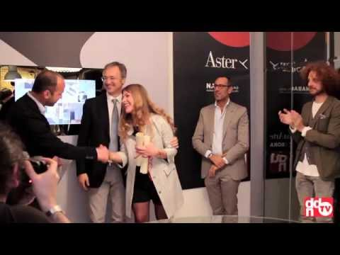 Aster – Premiazione 'Create your mood'