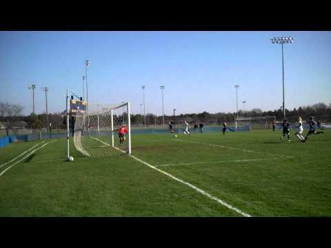 11/2/2010 - WIAC Soccer First Round - UWEC 1, UWO 0