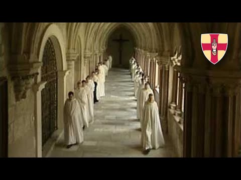 music for the soul - HTTP://WWW.STIFT-HEILIGENKREUZ.ORG life and liturgy in the Cistercian Abbey Stift Heiligenkreuz in the Vienna Woods.