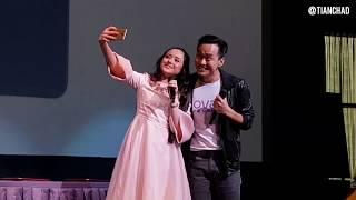 Video [Live] #SelfieSuperstar Hannah Delisha Nyanyi Lagu untuk #HuaweiNova2i MP3, 3GP, MP4, WEBM, AVI, FLV Oktober 2017
