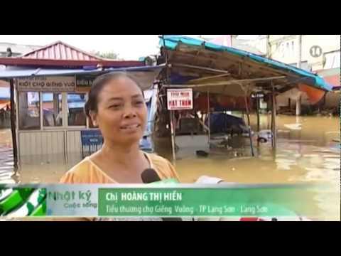 Lạng Sơn khắc phục hậu quả mưa bão