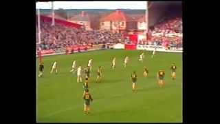 St Helens Australia  city images : St Helens v Australia 1990~91 Knowsley Road.
