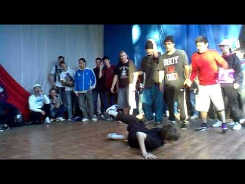 Суровый Стиль Crew vs Rush Style Clan Город ULTRA 2011 Финал