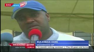 Msambweni Mp Suleiman Dori Surprised Wananchi At A Public Event When He Shed Tears