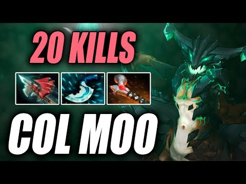 Moo Outworld Devourer - 20 Kills — Pro MMR