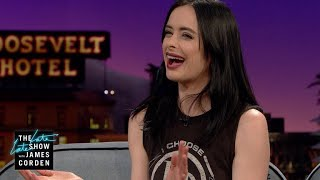 Krysten Ritter Has Weak Tinder Game