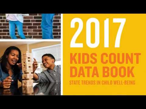 'Kids Count' report ranks Texas one of the worst states for child welfare