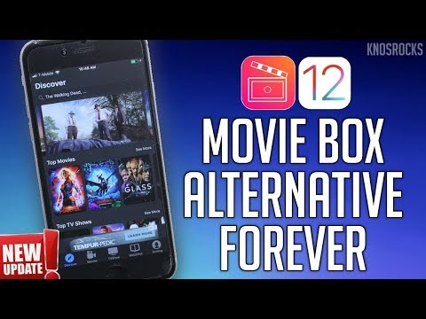 2019 Watch Movies & Tv Shows Free Movie Box Alternative Ios 12 - 12.2 / 11 Forever No Jailbreak / Pc