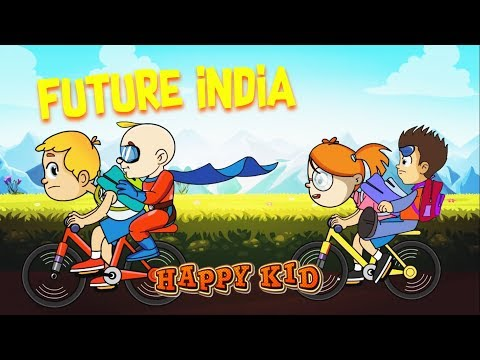 Happy Kid | Future India | Episode 10 | Kochu Tv | Malayalam